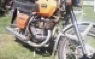 Мотоцикл иж Планета в екатеринбурге