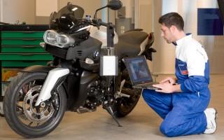 Обслуживание мотоциклов БМВ