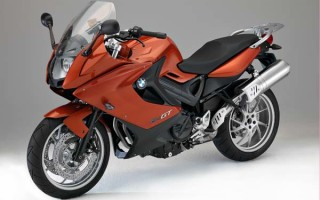 Мотоцикл BMW гранд туризмо 650