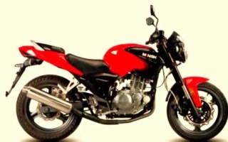 Мотоцикл Минск с4