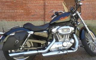 Harley Davidson sportster регулировка клапанов