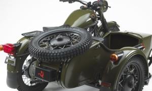 Мотоцикл Урал хаки