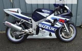 Сузуки gsx 600