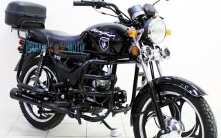 Кроссовый мотоцикл ирбис ттр 250