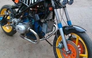 Тюнинг китайских Мотоциклов