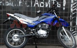 Кроссовый мотоцикл спортинвентарь