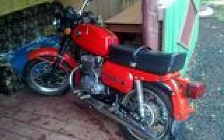 Мотоцикл восход 3 м фото