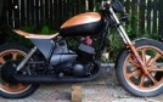 Старые планеты Мотоциклы