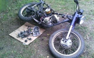 Аксессуары Мотоцикл Минск