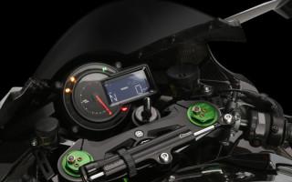 Kawasaki Ninja h2 максимальная скорость