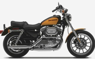 Harley Davidson sportster 1200 отзывы