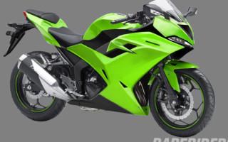 Kawasaki Ninja 250r максимальная скорость