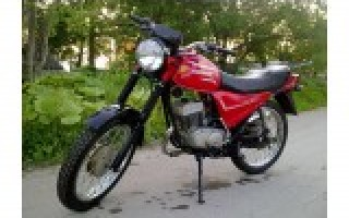 Мотоцикл Минск лидер фото
