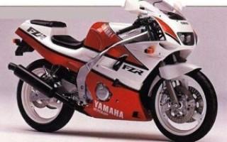 YAMAHA TZR250 RS, описание модели