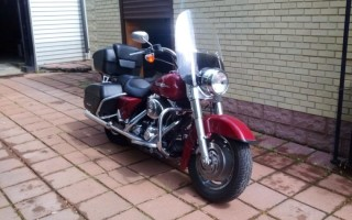 Harley Davidson прокат москва