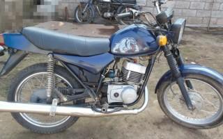 Мотоцикл Минск отзывы с 125