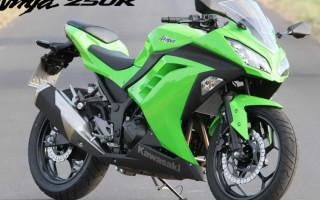 Kawasaki Ninja 300 сколько цилиндров