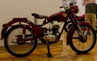 Мотоцикл Минск 104