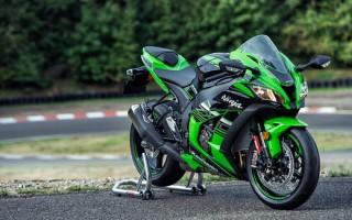 Kawasaki Ninja zx 10r 2017