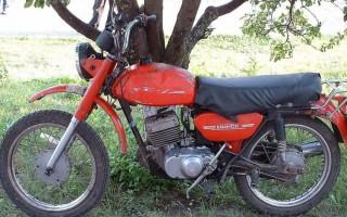Минск Мотоцикл плохая