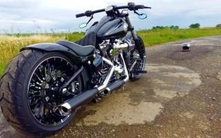 Harley Davidson breakout friends