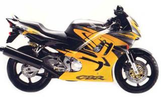 Хонда СБР 600 ф3 технические характеристики