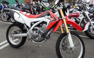 Мотоцикл Эндуро япония новые
