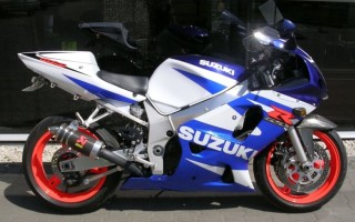 Suzuki GSX r технические характеристики