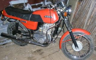 Модельный ряд мотоциклов иж фото