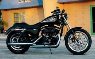 Harley Davidson sportster 883 roadster