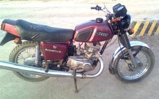 Б у Мотоциклы Урал иж