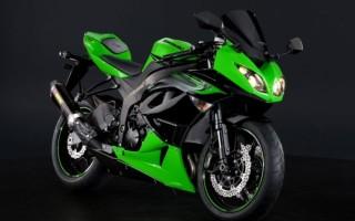 Картинки Kawasaki Ninja zx 6r