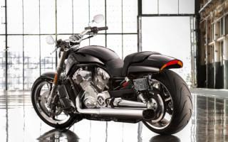 Vrod v rod Harley Davidson
