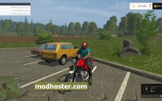 Игра Мотоциклы Ява Мотоцикл