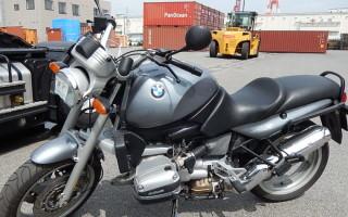 Мотоцикл БМВ р 1100 р