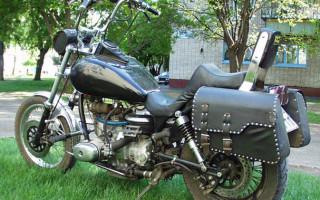 Панель приборов мотоцикла иж