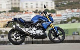 Мотоцикл БМВ 300