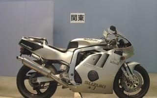 SUZUKI GSX-R400, описание модели