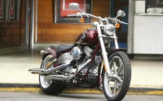 Фото мотоцикла Harley Davidson