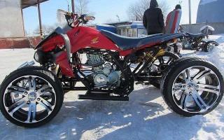 Квадроциклы алтайский край