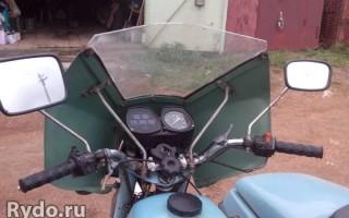 Кроссовый мотоцикл bse j2 250e 19 16