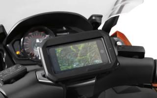 Smartphone cradle для мотоциклов BMW
