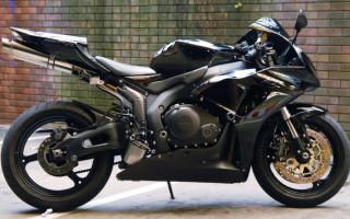 мотоцикл Хонда СБР 1000 рр
