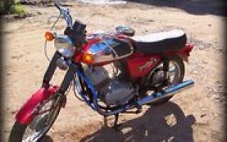 Мотоциклы Ява в шостке