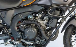 Мотоцикл Минск 300