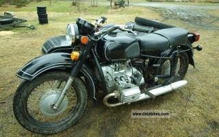 Мотоциклы марки днепр