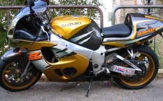 Suzuki GSX 1996