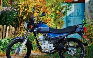Мотоцикл Минск 3 114