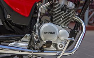 Стоимость нового Мотоцикла Минск