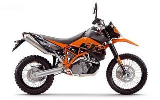 Эндуро Мотоциклы список